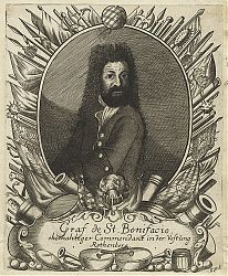 J. Schollenberger : Graf de San Bonifacio (Feste Rothenberg/Schnaittach) - Wasserburger Antiquariat Christine Schmid